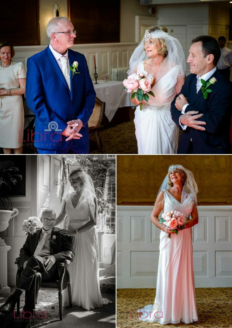 wedding photography at Langtry manor in Bournemouth