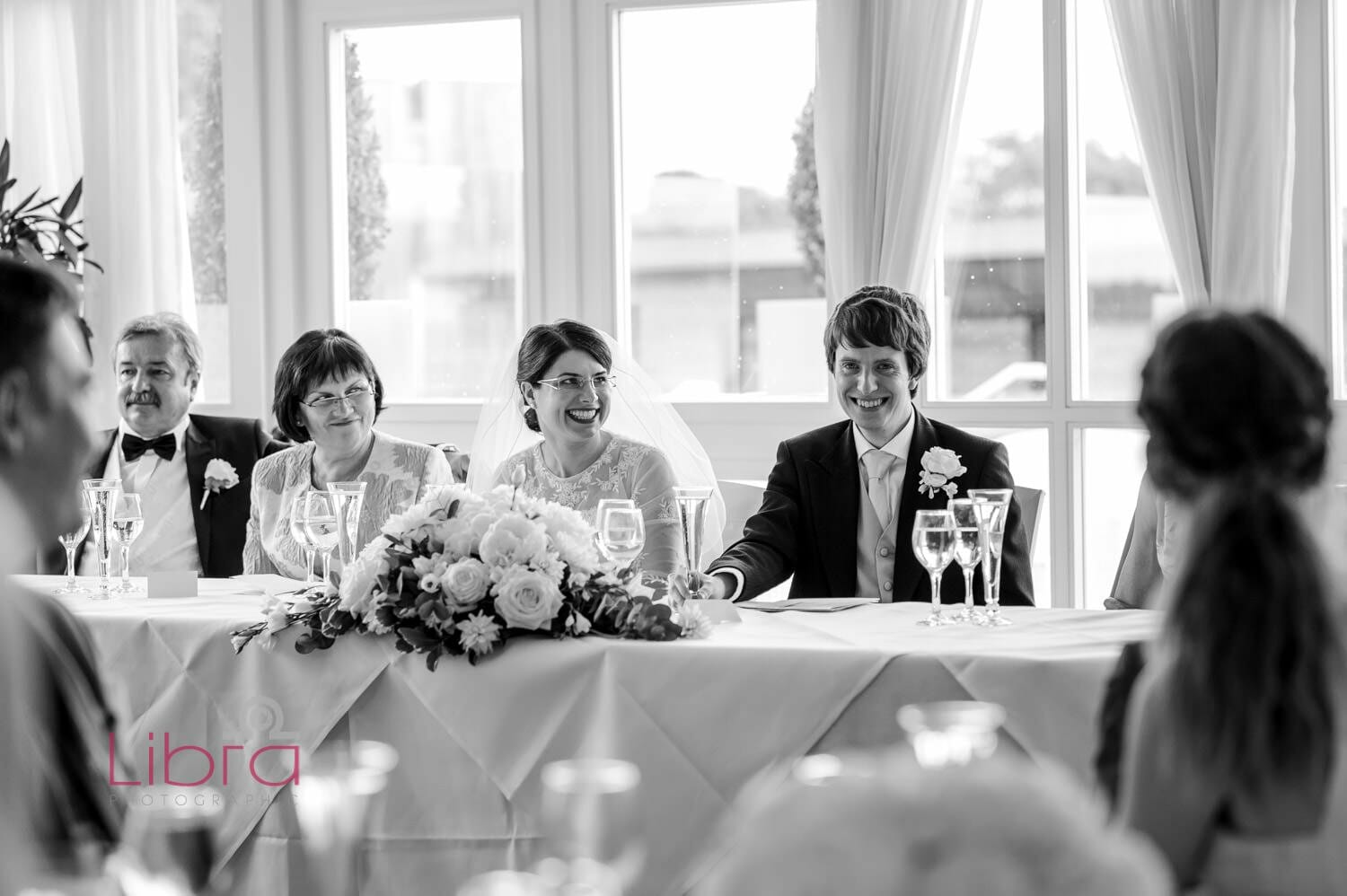 Christchurch Harbour Hotel wedding photographer