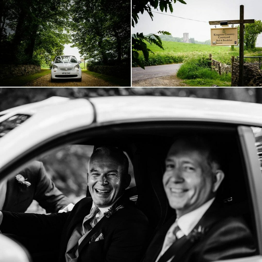 Gay wedding Dorset
