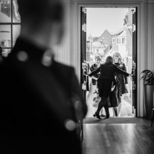 Poole Guildhall wedding photography
