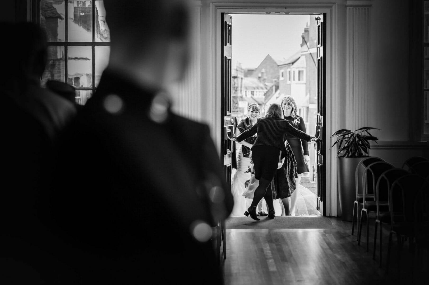 Poole Guildhall wedding photography