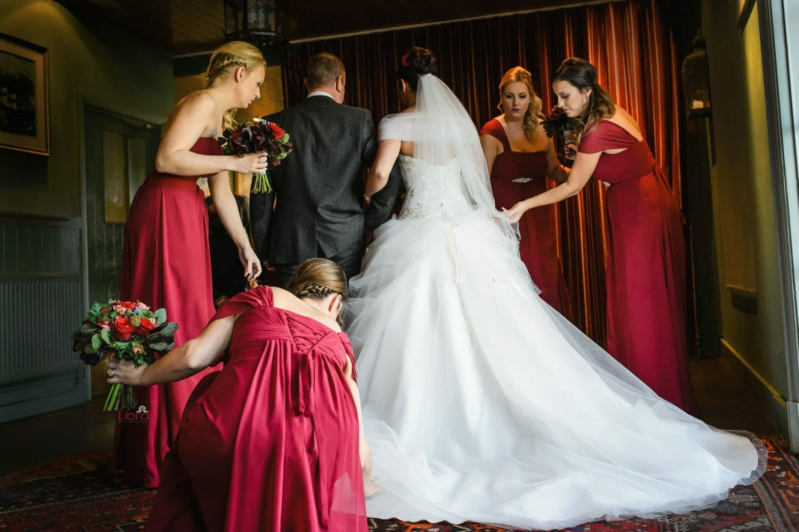 The Master Builders wedding photographer