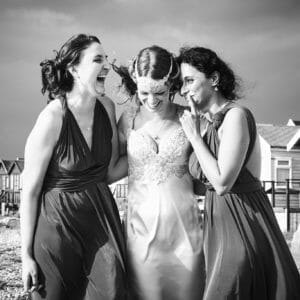 Beach Cafe Wedding - Mudeford