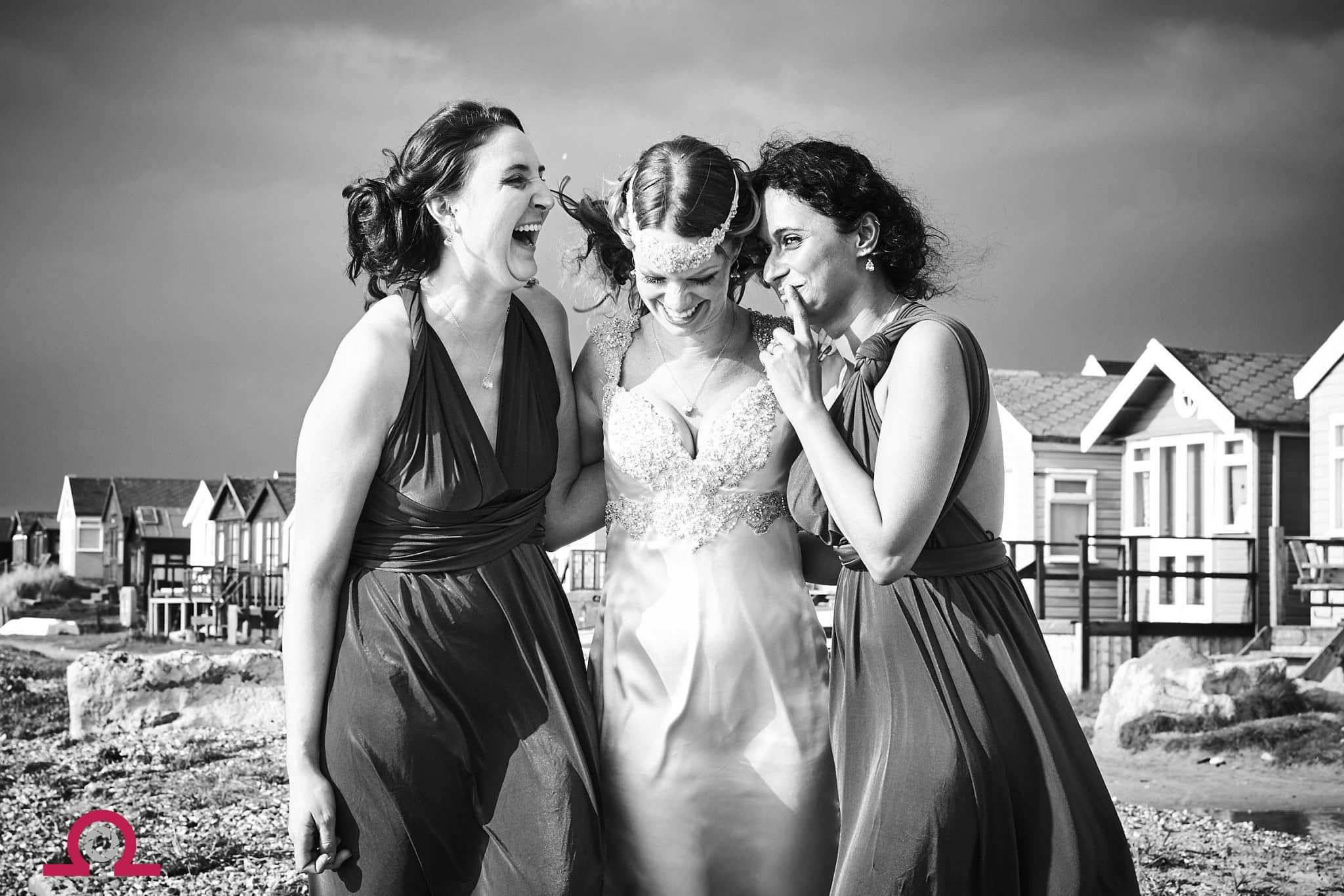 Beach Cafe Wedding - Mudeford