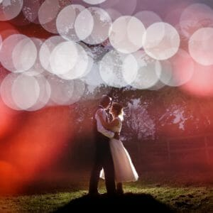 Bride and Groom at the Three Tuns, Bransgore, New Forest