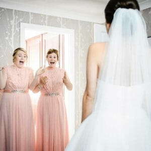 Bridesmaids-reaction-to-wedding-dress