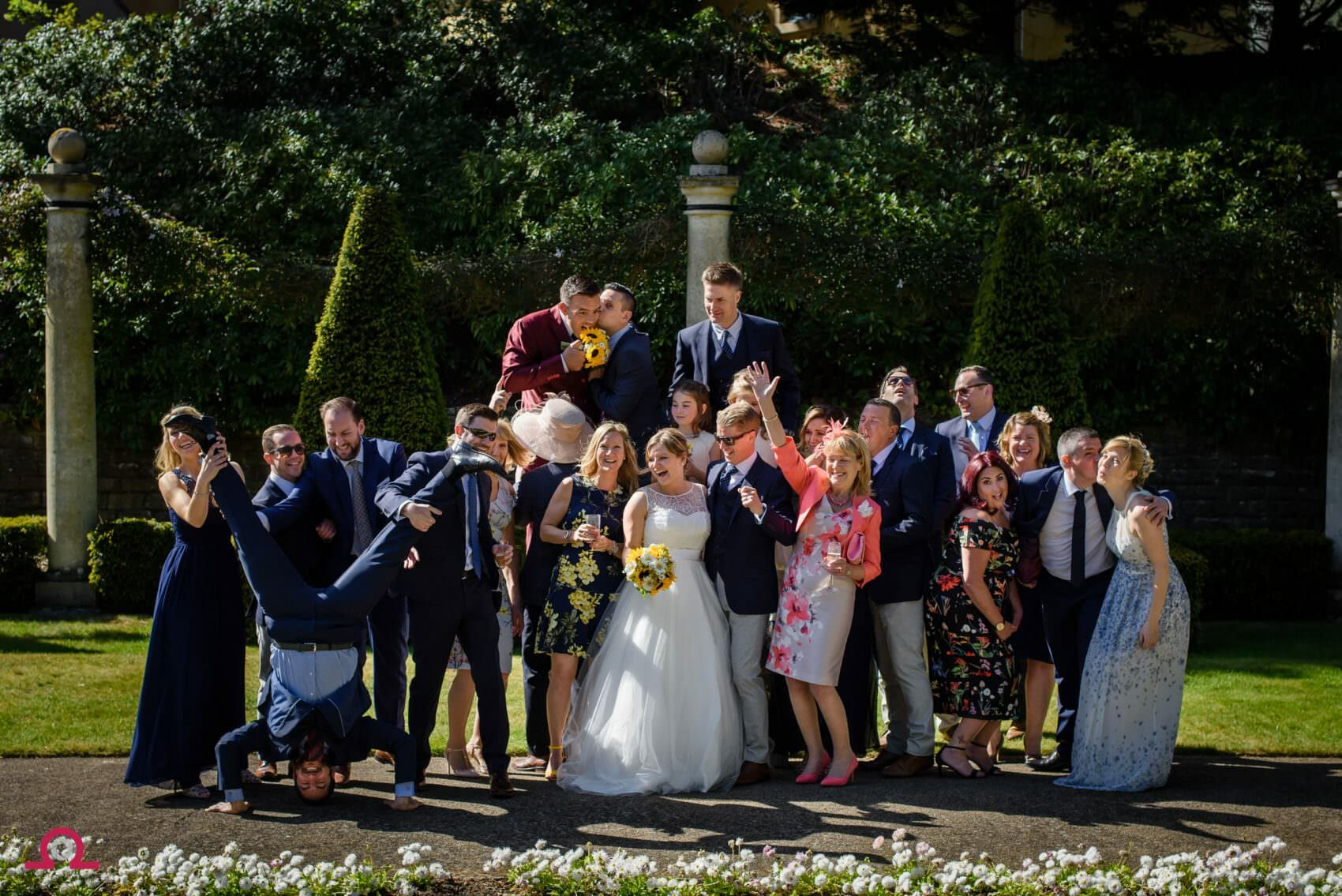 Italian Villa Wedding in Poole | Dorset