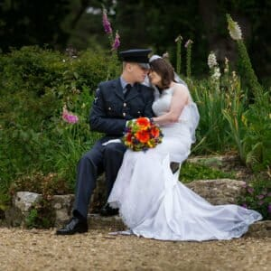 Koi-pond-bournemouth-wedding-photography