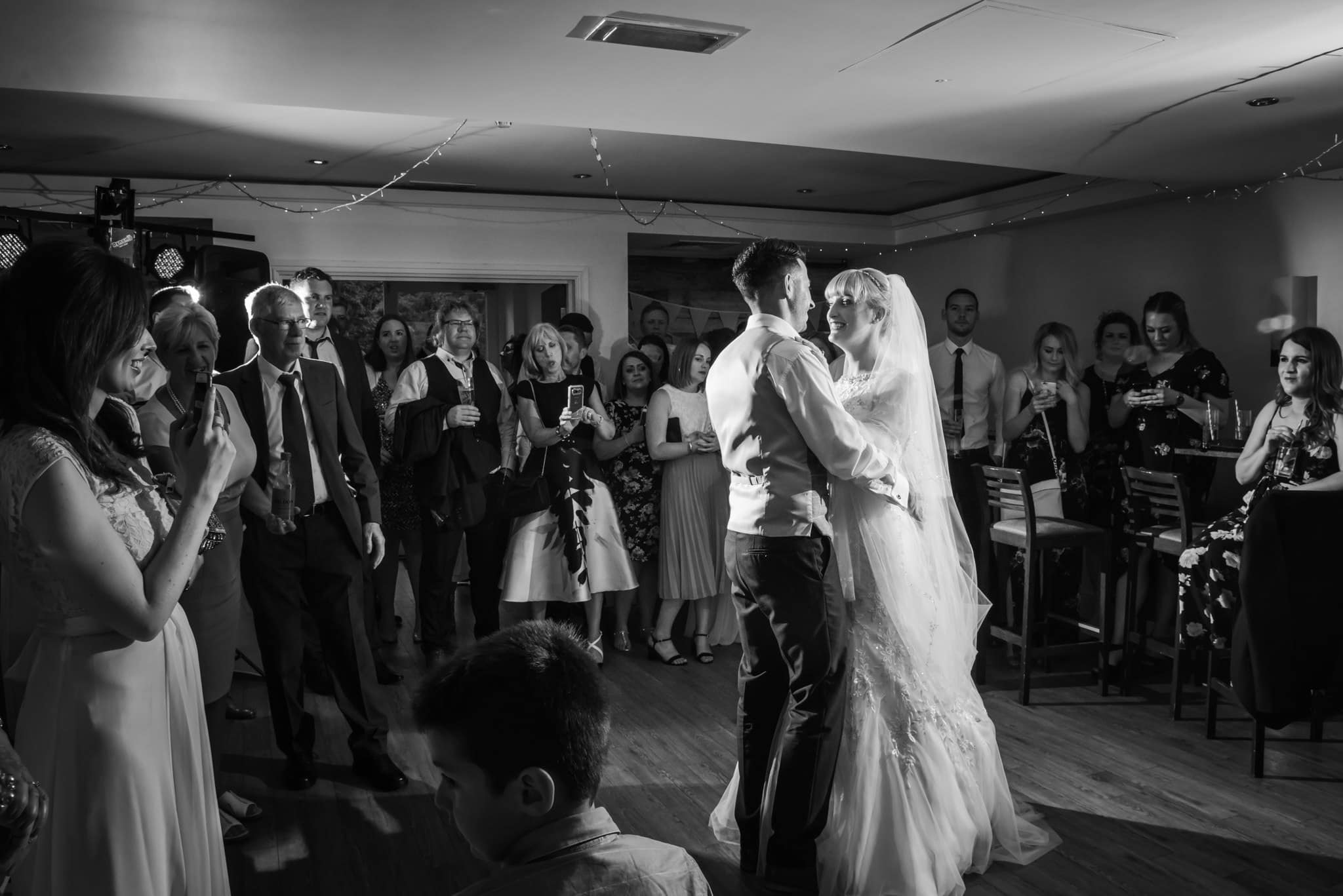 First Dance at the Kings Arms Christchurch