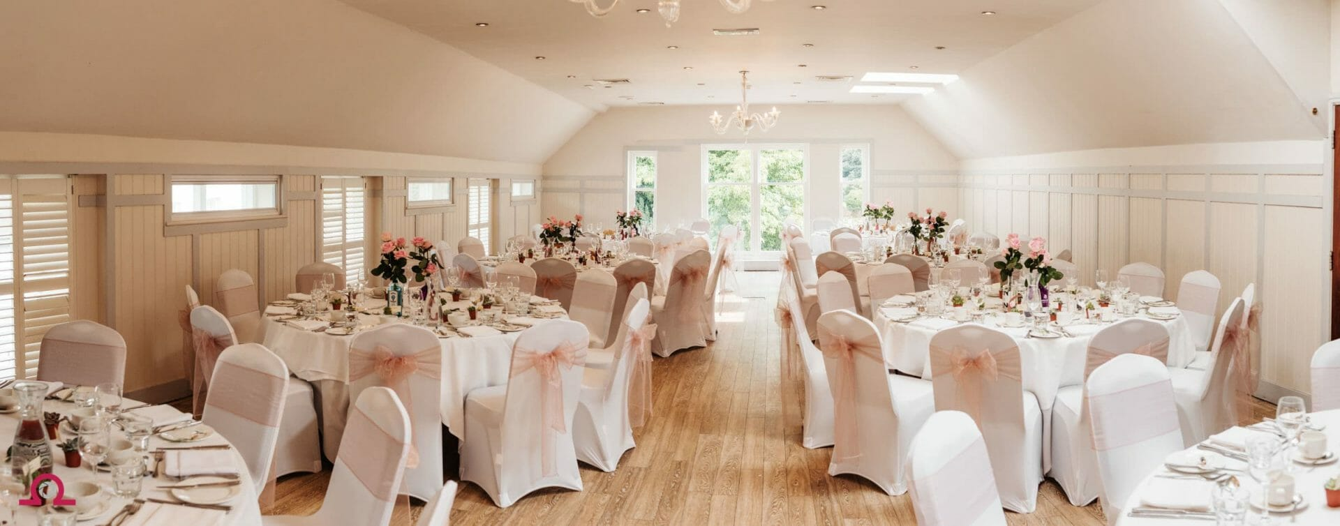 Kings-Arms-priory- wedding breakfast