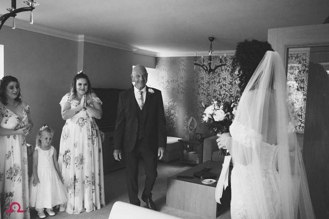 Moorhill House Hotel wedding photographer