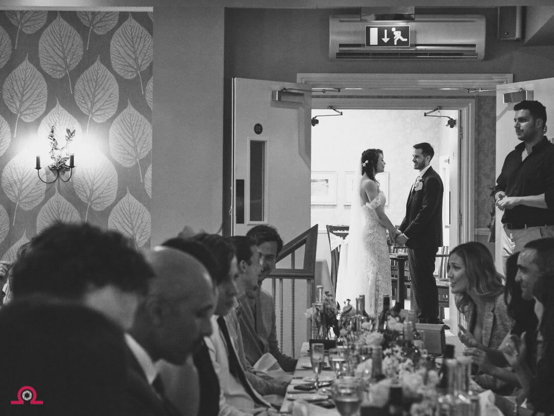 Moorhill House Hotel wedding photographer