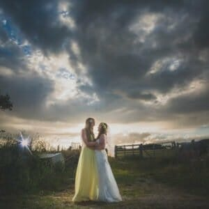First Purbeck all woman marriage
