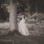 Fairytale bridal shot