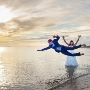 Fun and creative photography in Dorset
