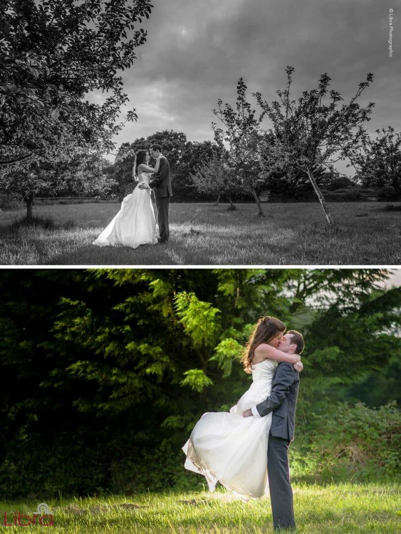 Beautiful wedding photography in Hampshire