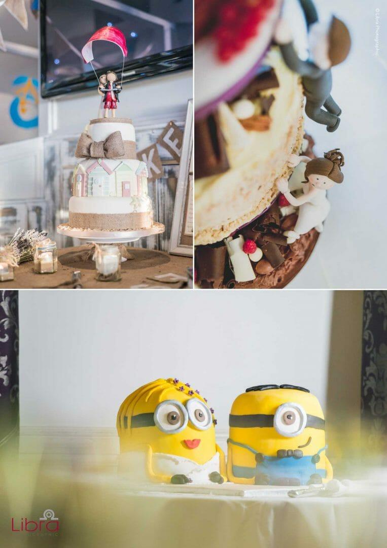 dorset wedding cakes
