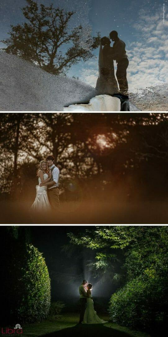 summer wedding in dorset
